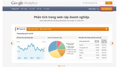 Hướng dẫn cách cài đặt Google Analytics