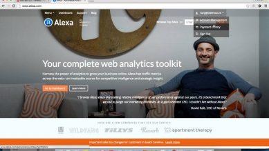 Cách hủy tài khoản Alexa PRO Trial