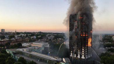 """Kỹ năng thoát hiểm khi cháy chung cư với 4 bước """"sống còn"""""""