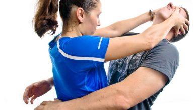 Kỹ năng tự vệ khi bị người ngáo đá tấn công – Võ sư Lê Hoàng Mai