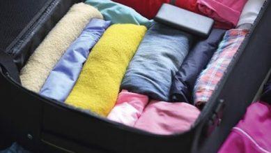 Mẹo gấp quần áo nhanh gọn
