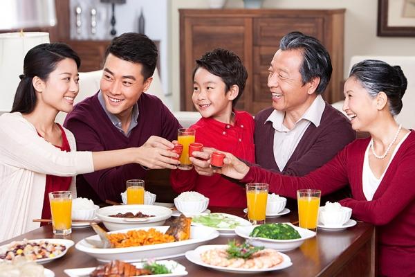 Văn hóa ứng xử trong gia đình
