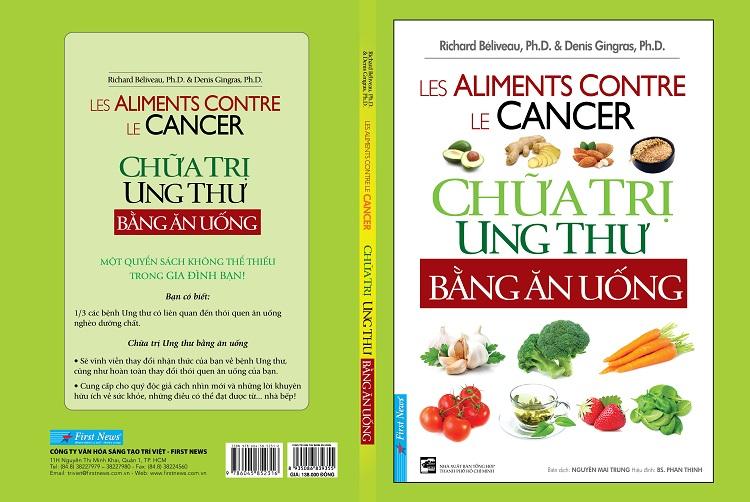 Thói quen ăn uống phòng chống bệnh ung thư