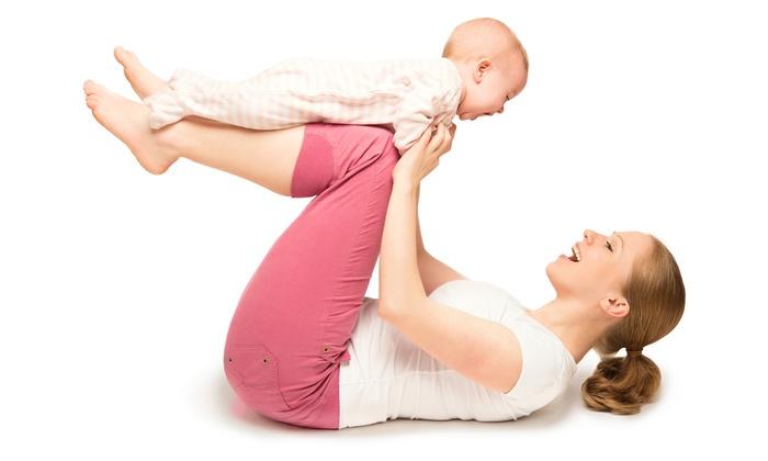 Phục hồi sức khỏe sau sinh